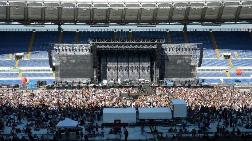 Stadio Olimpico - photo by Matteo Rizzetto